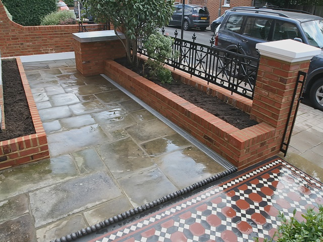 Paving Patio Installers Hull